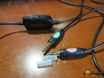 Наушники Somic G923 с JD