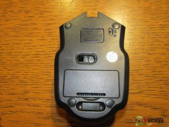 Беспроводная мышь Fan Tech