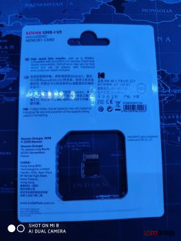 Карта памяти Kodak 32 ГБ с AliExpress